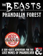 The Beasts of Phandalin Forest