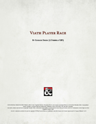 Viath Player Race