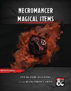 Necromancer Magical Items [FANTASY GROUNDS]
