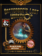 Batterbee's Lost Workshop