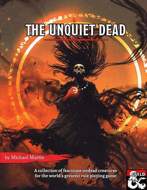 The Unquiet Dead Dungeon Masters Guild Dungeon Masters Guild