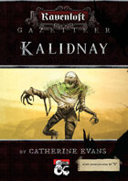Ravenloft Gazetteer: Kalidnay