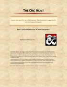 The Orc Hunt (one-shot)