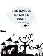 The Rogues of Liar's Night - D&D Design Dash 2019