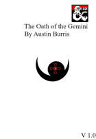 The Oath of the Gemini