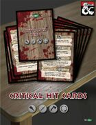 Critical Hit Cards (D&D 5th edition) for Printing and Roll20