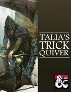 Talia's Trick Quiver (5e)