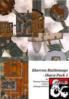 Eberron Battlemaps - Sharn Pack 1