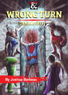 Wrong Turn: Dragon Heist