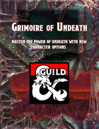 Grimoire of Undeath