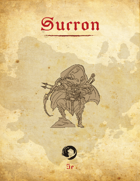 Sucron 5e playable Race