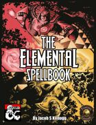 The Elemental Spellbook: 80 Spells of Ice, Fire, and Lightning (Fantasy Grounds)