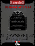 Domains of Dread: Dawnsveil
