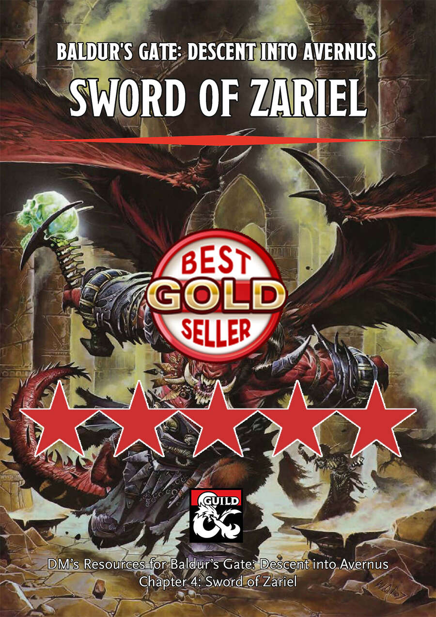 Sword of Zariel