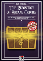 The Complete Repository of Arcane Oddities