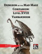 DotMM Companion 18: Vanrakdoom