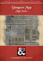 Dungeon Map 1