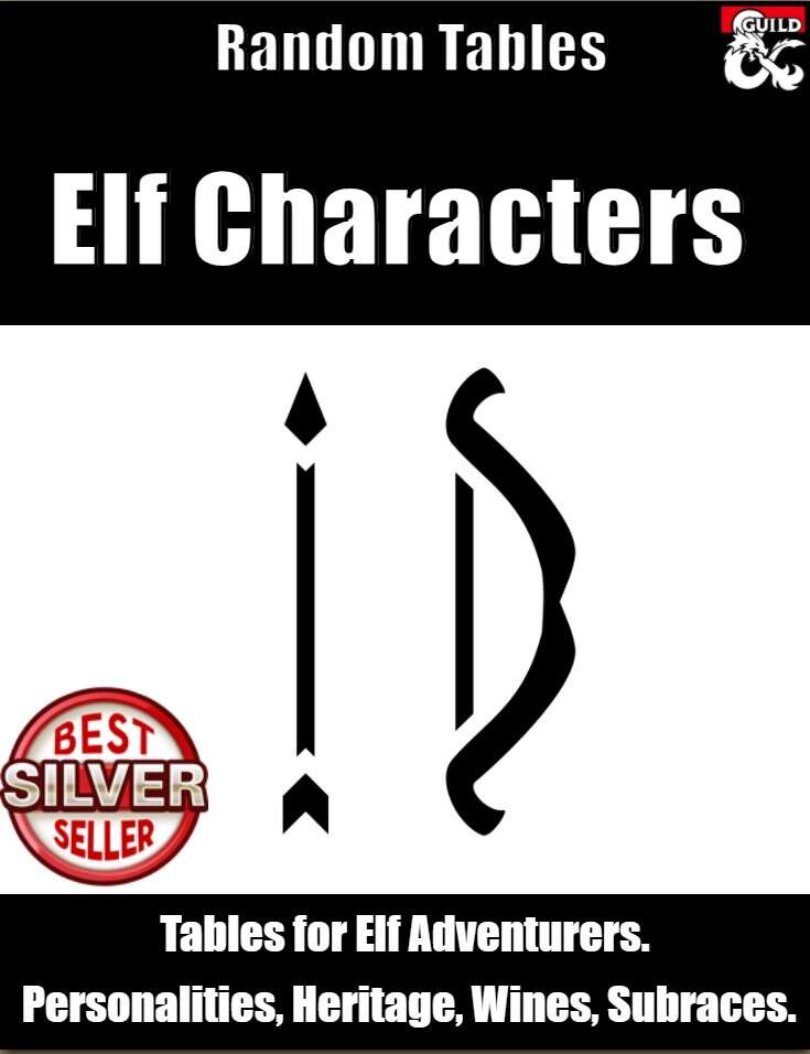 Elf Characters
