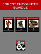 Forest Encounters (F-1,2,3) [BUNDLE]