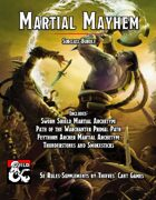 Martial Mayhem [BUNDLE]