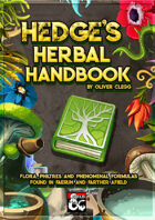 Hedge's Herbal Handbook