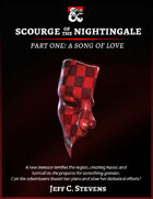 Scourge of the Nightingale: A Song of Love