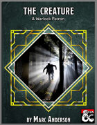 The Creature: A Warlock Patron