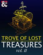 Trove of Lost Treasures, vol. II [BUNDLE]