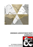 Eberron Adventurer Maps - Karrnath