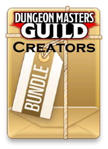 Guild Creator Adventures [BUNDLE] - Dungeon Masters Guild | Dungeon Masters Guild