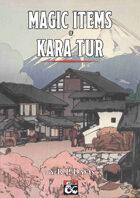 Magic Items of Kara-Tur