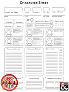 Ravnica Detailed Character Sheet