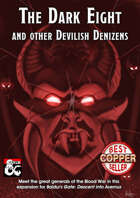 The Dark Eight and other Devilish Denizens