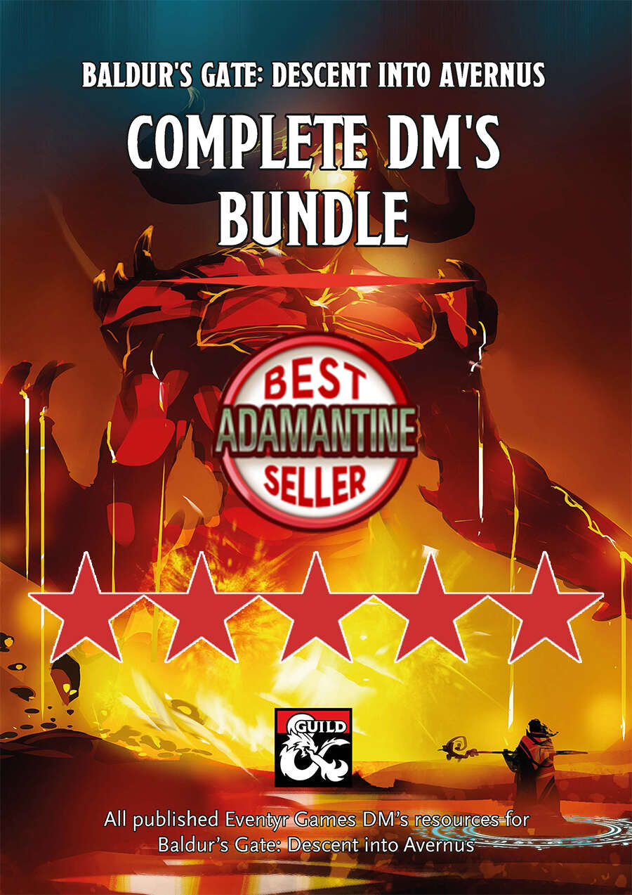 Complete DM's Bundle