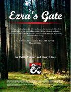 Ezra's Gate