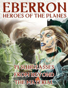 Eberron: Heroes of the Planes