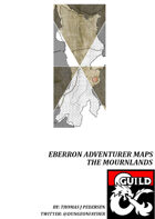 Eberron Adventurer Maps - The Mournlands
