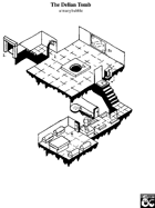 The Delian Tomb (Isometric, Many_Bubble)