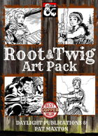 Root & Twig Art Pack