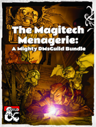 Magitech Menagerie Bundle [BUNDLE]