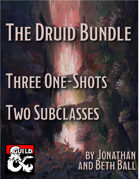 Druid Bundle [BUNDLE]