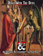 Deals With The Devil: An Infernal Pact Contract