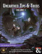Unearthed Tips and Tricks: Volume I (Fantasy Grounds)