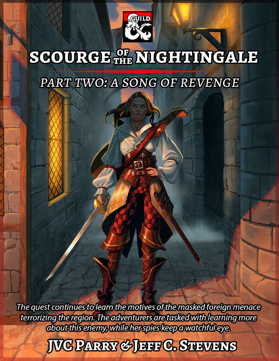 Scourge of the Nightingale: A Song of Revenge