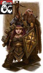 Raider Dwarves:  Army Statblocks
