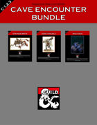 Cave Encounters (C-1,2,3) [BUNDLE]