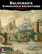 Balduran's Stronghold Adventures [BUNDLE]