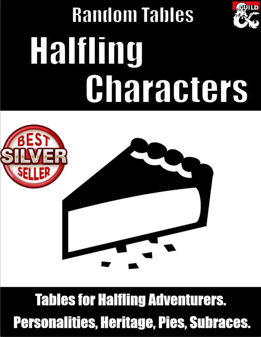 Halfling Characters