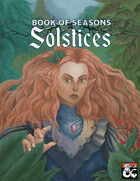 Book of Seasons: Solstices
