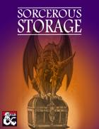 Sorcerous Storage (5e)